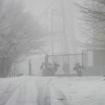 Monte Soro sotto la Neve