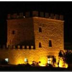 Torre Xiare in Notturna